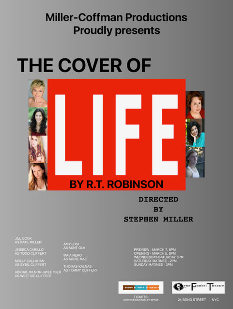 the cover of life miller coffman productions